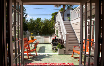 Kitchen of the Week: Where Indoor and Outdoor Living Meet