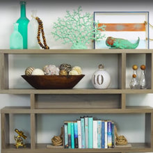 Create a Selfie-Worthy Shelf