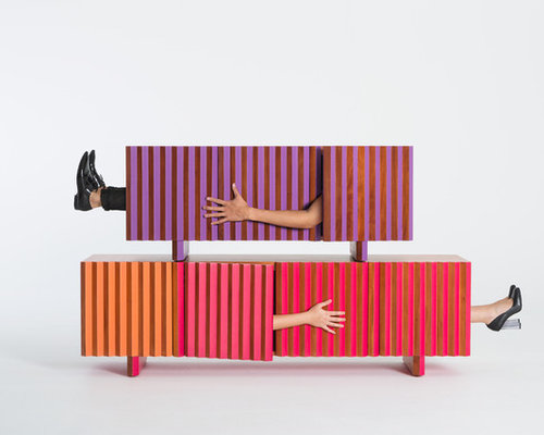 PLAYplay by Lanzavecchia + Wai for Journey East - Sideboards