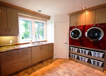 What is the height of the platform the washer and dryer sit on? Thanks