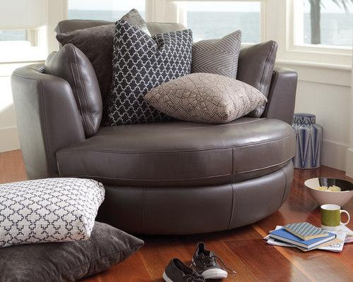 Snuggle® Swivel Chair   Furniture