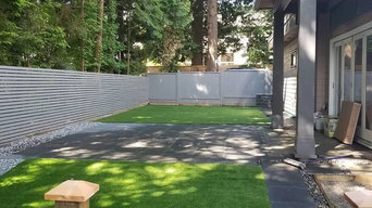 Zero Maintenance Backyard!