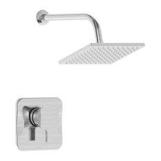 Single Handle Shower Unit, Honourable Series