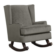 Picket House Furnishings Lily Glider, Granite