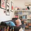 Un après-midi chez Cécile, créatrice du blog Poulette Magique