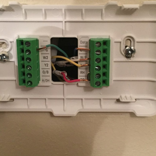 Bosch Wifi Thermostat Wiring Help.Houzz