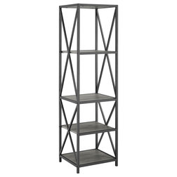 Industrial Bookcases by Walker Edison