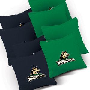Kennesaw State University Owls Baggo Bean Bag Toss Cornhole Game Vintage Design