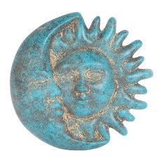 "Eclipse 12"" Clay Sun, Turqouise"
