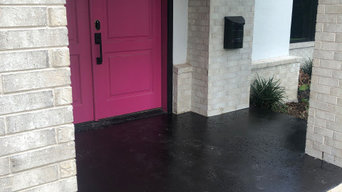 Alamo Heights Stain and Epoxy Flooring