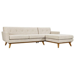 Midcentury Sectional Sofas by Wholesale Living
