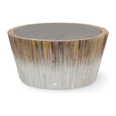 PALECEK   Harbor Wood Coffee Table   Coffee Tables