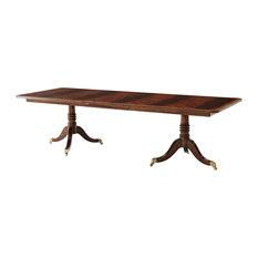 Regency Extension Mahogany Dining Table