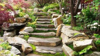 San Luis Obispo Woodland/Oriental Garden