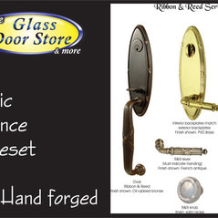 Entrance Handlesets For Front Entry Doors