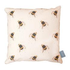 Bumble Bee Handmade Cushion