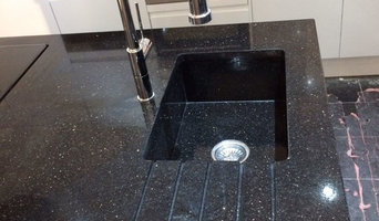Granite sink and worktop