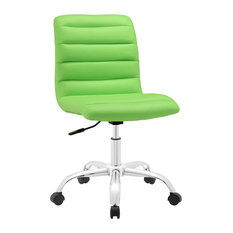 Green Desk Chairs green office chairs | houzz