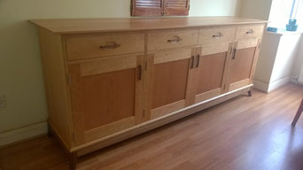 Cherry & Walnut Sideboard
