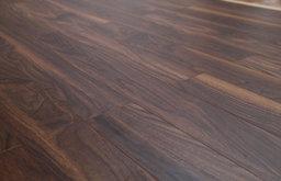 Dekorman Cottage AC3 Laminate Flooring, 16.48 Sq. ft., Black Walnut