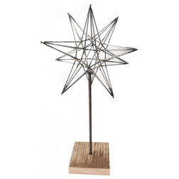 Contemporary Decorative Objects And Figurines by A&B Home