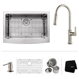 Contemporary Kitchen Sinks by Kraus USA, Inc.