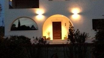 Villa privata Esterni