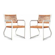 Haiti Modern Outdoor Chair Set