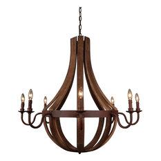 Moe's Home Pasquale Single Layer Pendant Lamp