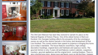 Home Pick's of the Day New Castle County Delaware