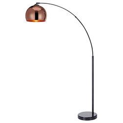 Contemporary Floor Lamps by Teamson