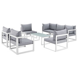 Transitional Outdoor Lounge Sets by Homesquare