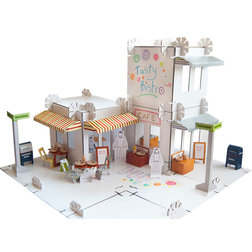 Contemporary Kids Toys And Games by Urban Canvas