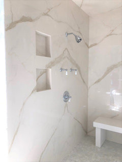 Anyone Use Thin Porcelain Large Format Slabs On Walls