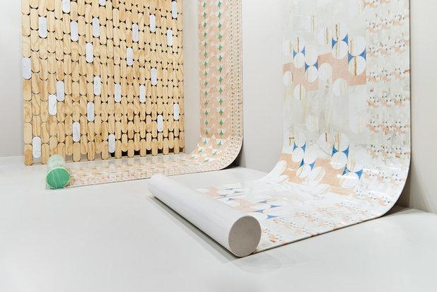 Focus Matiere Le Papier Peint Intisse Revolutionne Les Murs