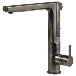 Contemporary Kitchen Faucets by Houzer Inc.