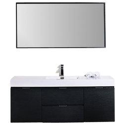 Good Modern Bathroom Vanities And Sink Consoles by Aqua Bath Inc