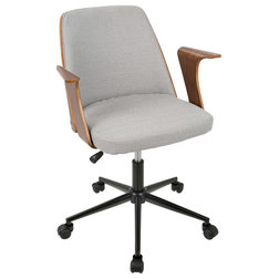 Transitional Office Chairs by HedgeApple