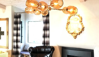California Living Space Branching Chandelier