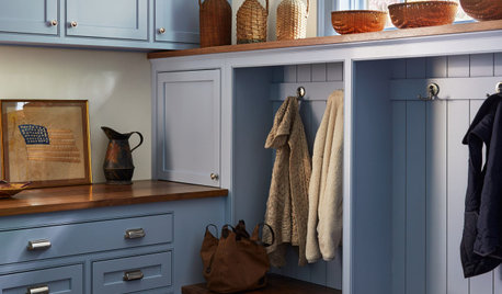 6 Mudroom Ideas From the Most Popular Entries So Far in 2021