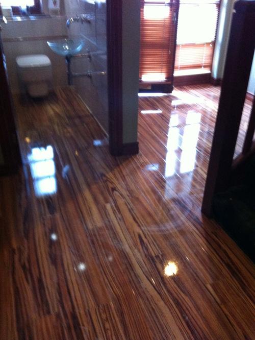High Gloss Laminate Flooring high gloss Laminate Flooring Zebrano High Gloss