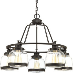Industrial Chandeliers by NEO Lighting Center