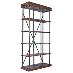 Industrial Bookcases by Today's Mentality
