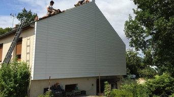 Travaux de toitures à Nantes
