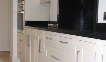 Panelled style Kitchen and Utility Room