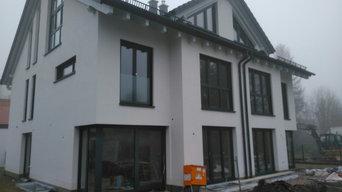 Neubau - Kunststofffenster / Sonnenschutz / Türen