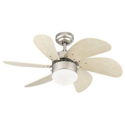 Transitional Ceiling Fans by Buildcom