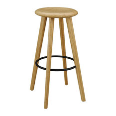 Mimosa 30-inch Bar Height Stool Caramelized (Set Of 2)