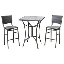 Outdoor Pub And Bistro Sets by International Caravan
