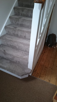 Need Advice For Carpet Colour On My Stairs Please 1930s